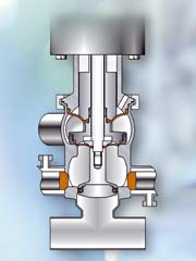 Aseptic Valves